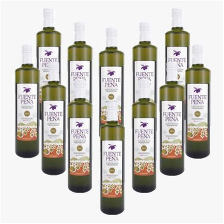 12 bottiglia Olio d'oliva Extra BIO 500ml